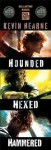 The Iron Druid Chronicles 3-Book Bundle: Hounded, Hexed, Hammered - Kevin Hearne