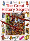 Usborne The Great History Search (Great Searches New Format) - Kamini Khanduri