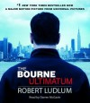 The Bourne Ultimatum (Jason Bourne Book #3): A Novel - Robert Ludlum, Darren Mcgavin