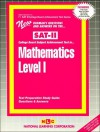 New Rudman's Questions and Answers on the SAT-II College Board Subject Achievement Test in Mathematics Level I: Test Preparation Study Guide Questions and Answers (SAT II/College Board Achievement Test Series #11) - Jack Rudman
