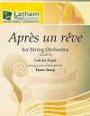 Apr's Un Rve for String Orchestra - Thom Sharp, Gabriel Faur'