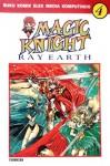 Magic Knight Rayearth Vol. 4 - CLAMP