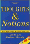 Thoughts & Notions: High Beginning Reading Practice - Linda Lee