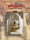 Annual Editions: World History, Volume 1, 9/e (Annual Editions : World History Vol 1) - Joseph R. Mitchell, Helen Buss Mitchell