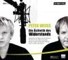 Die Ästhetik des Widerstands - Peter Weiss, Robert Stadlober, Peter Fricke, Rüdiger Vogler
