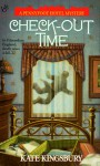 Check-out Time - Kate Kingsbury