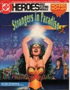 Strangers in Paradise (A Sourcebook and Solitaire Adventure Featuring Wonder Woman 239) - Dan Greenberg