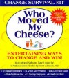 Who Moved My Cheese Change Survival Kit [With Change Survival Kit CDROM] - Spencer Johnson