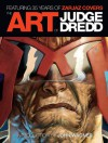 The Art of Judge Dredd - Featuring 35 Years of Zarjaz Covers - Keith Richardson, John Wagner