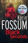 Black Seconds (Inspector Sejer 6) - Karin Fossum, Charlotte Barslund