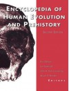 Encyclopaedia of Human Evolution and Prehistory (Garland Reference Library of the Humanities) - Eric Delson, Ian Tattersall, John Van Couvering, Alison S. Brooks