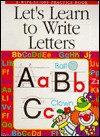 Let's Learn to Write Letters/Blk Pencil - Troll Books