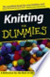 Knitting for Dummies Target One Spot Editiion - Pam Allen