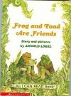 Frog And Toad Are Friends (An I Can Read Book) - Arnold Lobel