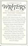 A Community of Writers: Paul Engle and the Iowa Writers' Workshop - Robert Dana