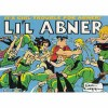 Li'L Abner: Dailies 1958 (Li'l Abner) It's Girl Trouble for Abner! - Al Capp