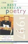 The Best American Poetry 1997 - David Lehman, James Tate