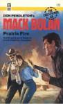 Prairie Fire - Mike Newton, Don Pendleton