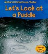 Let's Look at a Puddle - Angela Royston