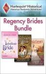 Regency Brides Bundle - Ann Elizabeth Cree, Francesca Shaw, Nicola Cornick