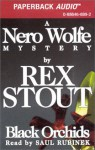 Black Orchids - Rex Stout