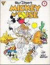 Walt Disney's Mickey Mouse: The Lair Of Wolf Barker (Gladstone Comic Album Series, no. 3) - Floyd Gottfredson