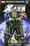 Astonishing X-Men: S.W.O.R.D. - Kieron Gillen, Steven Sanders, Santiago García