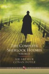 The Complete Sherlock Holmes: v. II (Barnes & Noble Signature Editions) - Arthur Conan Doyle