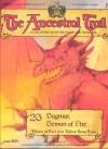 The Ancestral Trail #23: Dagmar, Demon of Fire - Frank Graves, Julek Heller