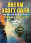 A War of Gifts (Ender's Saga, #5) - Orson Scott Card