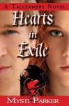 Hearts In Exile - Mysti Parker