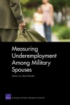 Measuring Underemployment Among Military Spouses - Nelson Lim, David Schulker