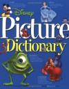 Disney Picture Dictionary - Thea Feldman, Alan Benjamin, Thea Feldman