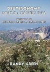 Deuteronomy Book II: Chapters 17-34: Volume 5 of Heavenly Citizens in Earthly Shoes - Randy Green