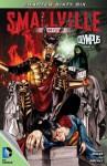 Smallville: Olympus, Part 9 - Bryan Q. Miller, Jorge Jimenez, Carrie Strachan, Cat Staggs