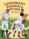Legendary Baseball Stars Paper Dolls - Tom Tierney