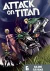 Attack on Titan #6 - Isayama Hajime