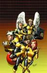 X-Men First Class: The Wonder Years - Jeff Parker, Karl Kesel, Roger Cruz, Patrick Scherberger, Nick Dragotta, Robert Langridge, David Williams, Colleen Coover