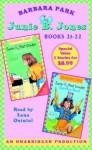 Junie B., First Grader: Cheater Pants & Junie B., First Grader: One Man Band - Barbara Park, Lana Quintal, Denise Brunkus