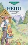 Heidi - Johanna Spyri, Deidre S. Laiken