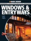 Black & Decker the Complete Guide to Windows & Entryways - Chris Marshall