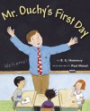 Mr. Ouchy's First Day - B.G. Hennessy, Paul Meisel