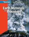 Glencoe Science: Earth's Materials and Processes Student Edition - Glencoe McGraw-Hill