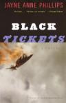 Black Tickets: Stories (Vintage Contemporaries) - Jayne Anne Phillips