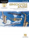 Smooth Jazz: Flute Instrumental Play-along Pack - Hal Leonard Publishing Company