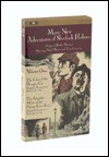 The Clue of the Hungry Cat/The Singular Affair of the Dying Schoolboys (New Adventures of Sherlock Holmes) - Anthony Boucher, Denis Green