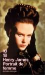 Portrait de femme - Henry James