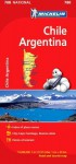Michelin Chile/Argentina National Map - Michelin Travel Publications