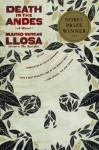 Death in the Andes - Edith Grossman, Mario Vargas Llosa