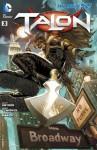 Talon (2012- ) #3 - Guillem March, Scott Snyder, James Tynion